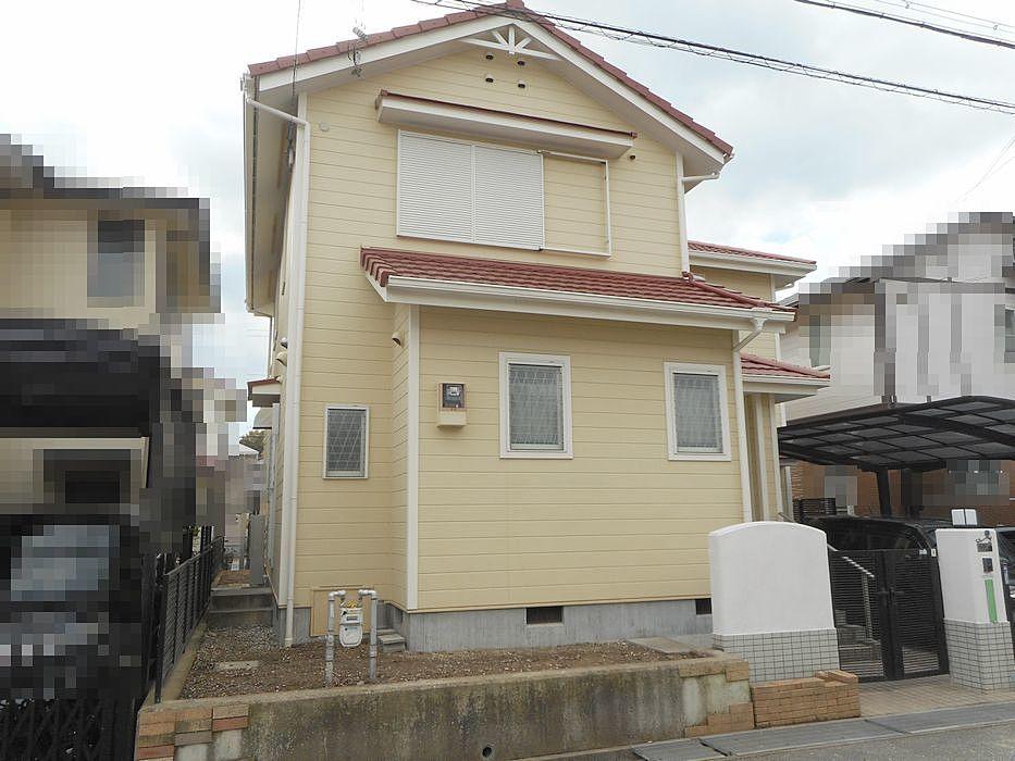 神戸市西区井吹台東町6丁目 定期借地権付 一戸建の植栽が伐採されました