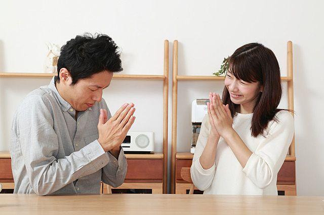 表面だけの理解にとどまることなく、相手の心をよく見つめる夫婦