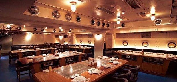 鉄板焼きステーキとパフォーマンスのお店 サムズセーラーイン国際通り店
