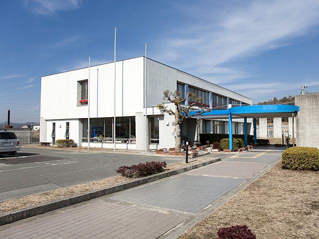 加古川市上荘町井ノ口にある加古川市立漕艇センター
