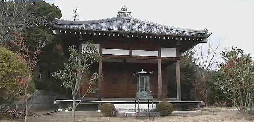 真言宗の開祖、弘法大師が祀られている大師堂