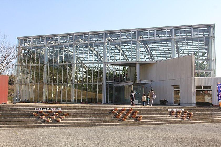 加古川市上荘町見土呂の見晴らしの良い丘にあるみとろフルーツパーク