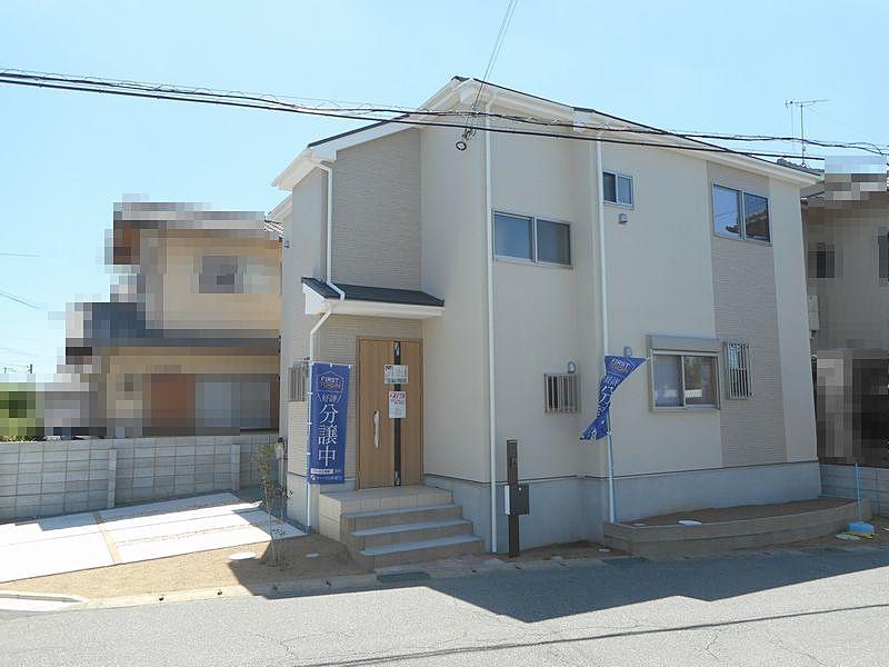 オープンハウスを開催する加古川市神野町石守 513-86に建つ新築一戸建の外観写真