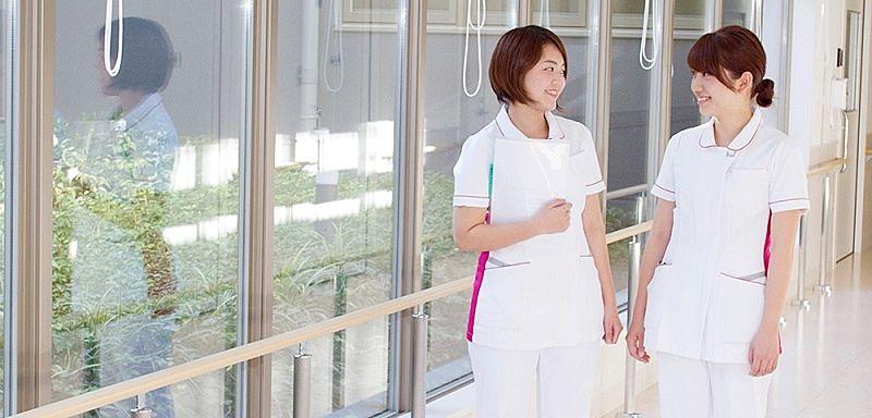 加古川中央市民病院の看護師さん