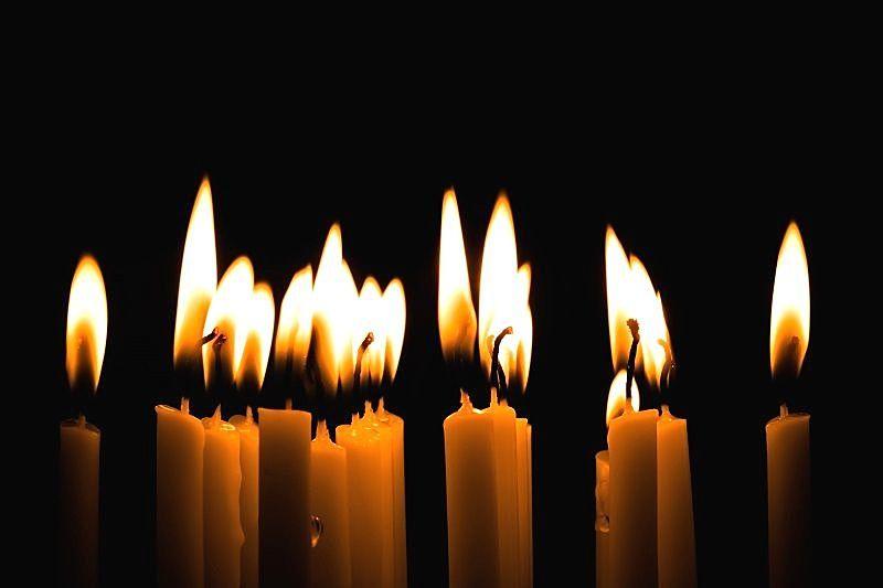 仏教の教え 蝋燭