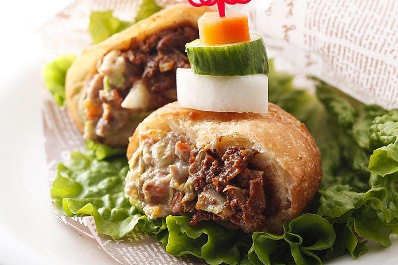 フレッシュピックルさんの『加古川ギュッとメシ』牛・ギュッとパン
