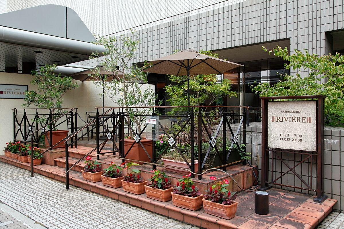 加古川市加古川町溝之口800の加古川プラザホテル『リヴィエール』さん