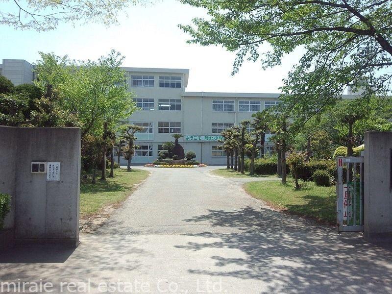 加古川市立 陵北小学校です