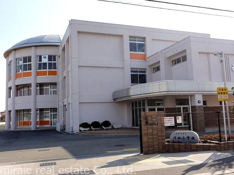 加古川市立 川西小学校です
