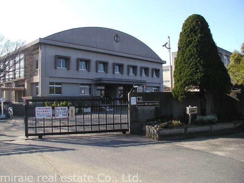 加古川市立 野口南小学校です