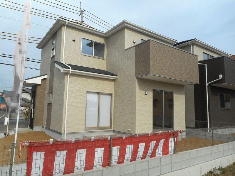 加古川市尾上町口里新築一戸建て第10-2号地の外観です