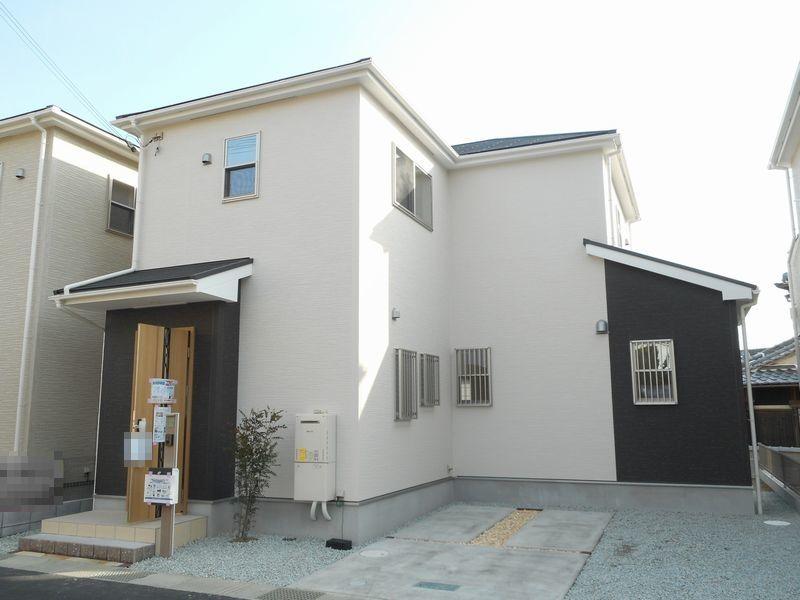 加古川市平岡町高畑新築一戸建て第9-2号地の外観です