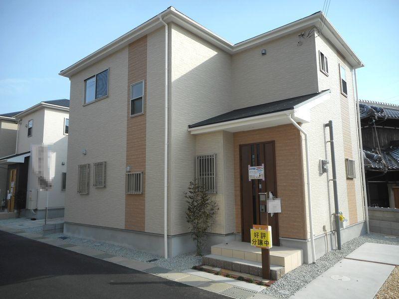 加古川市平岡町高畑新築一戸建て第9-1号地の外観です
