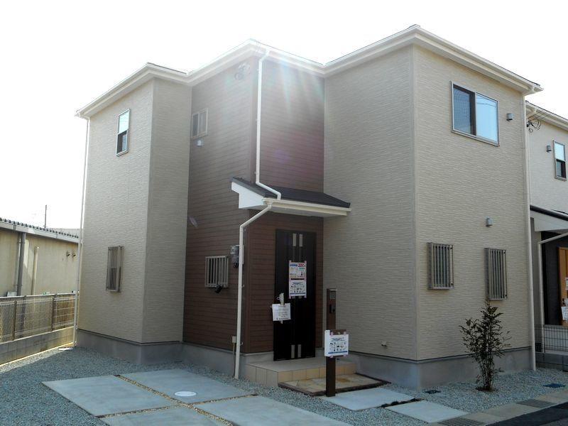 加古川市平岡町高畑新築一戸建て第9-3号地の外観です