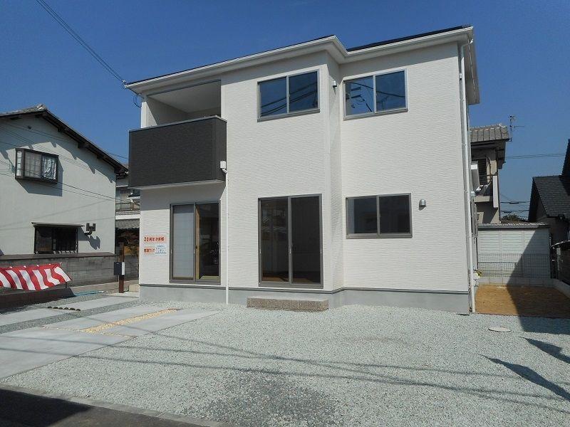 加古川市山手3丁目新築一戸建て第11の外観です