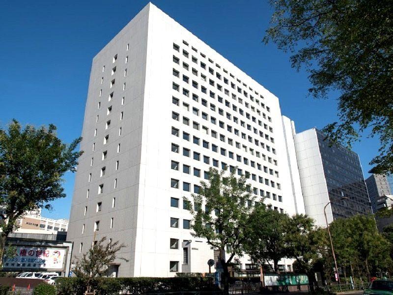 供託所である東京法務局の外観