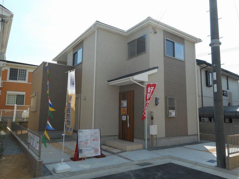 加古川市野口町長砂新築一戸建て第11-1号地の外観です