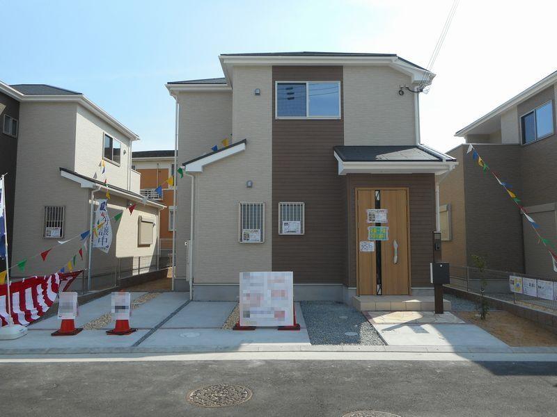 加古川市野口町長砂新築一戸建て第11-2号地の外観です