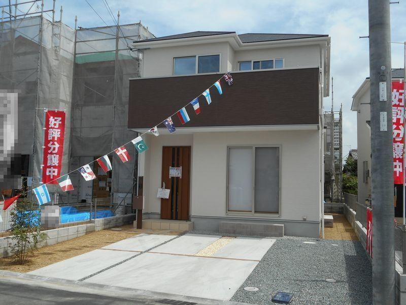 加古川市尾上町口里新築一戸建て第11-1号地の外観です