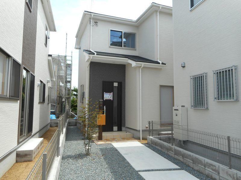 加古川市尾上町口里新築一戸建て第11-2号地の外観です