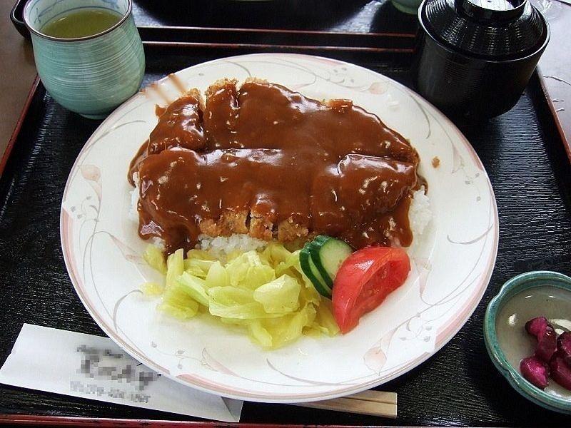 加古川のB級グルメ、加古川名物「かつめし」