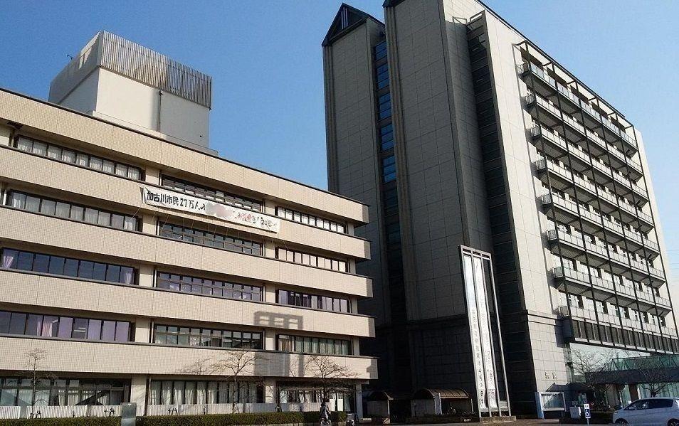 加古川市役所庁舎や、市の施設の敷地内が禁煙になります