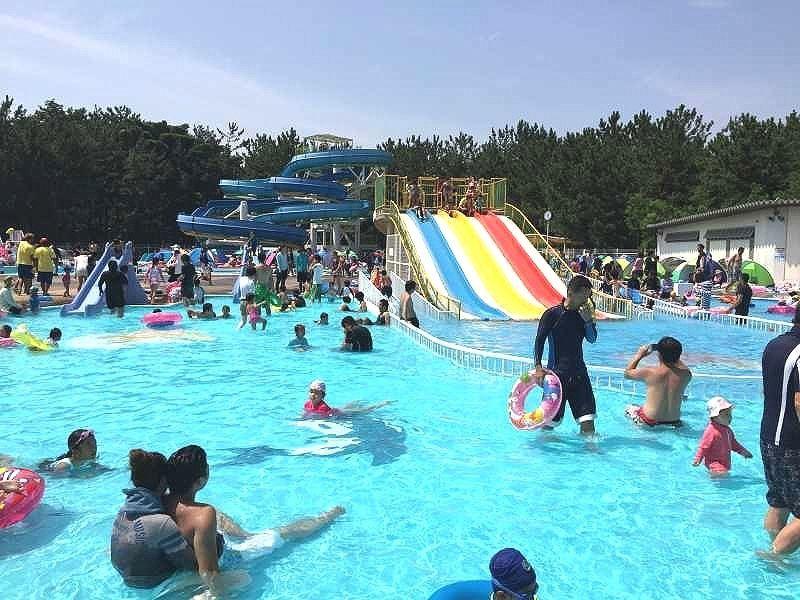 令和元年7月6日(土)に「浜の宮市民プール」がオープンします!