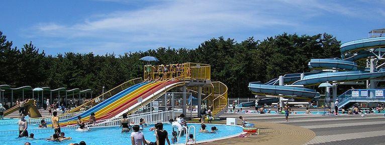 加古川市の「浜の宮市民プール」information