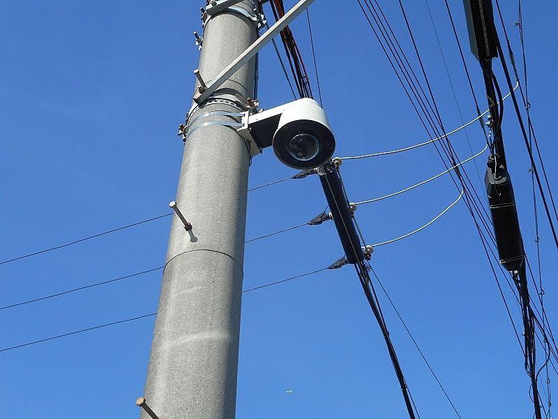 見守りカメラには「ビーコン(BLEタグ)」という検知器を内蔵