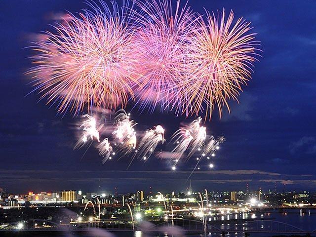 今年の「加古川まつり花火大会」のテーマは「∞結∞」~平成の結び、令和の始まり!