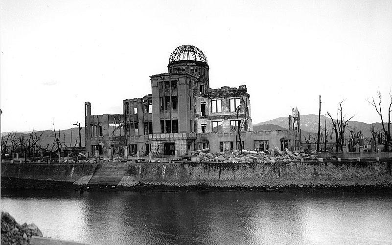 原爆の惨状伝える写真展