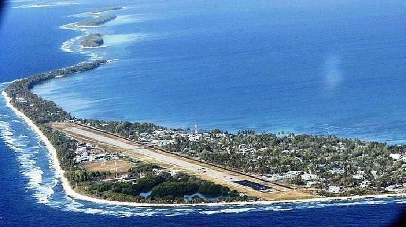 南太平洋の島国「ツバル」