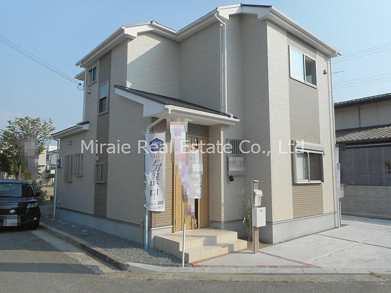 加古川市野口町長砂新築一戸建て第12の外観です
