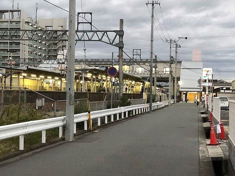 JR東加古川駅周辺のゴミを拾う早朝奉仕に行ってきました。