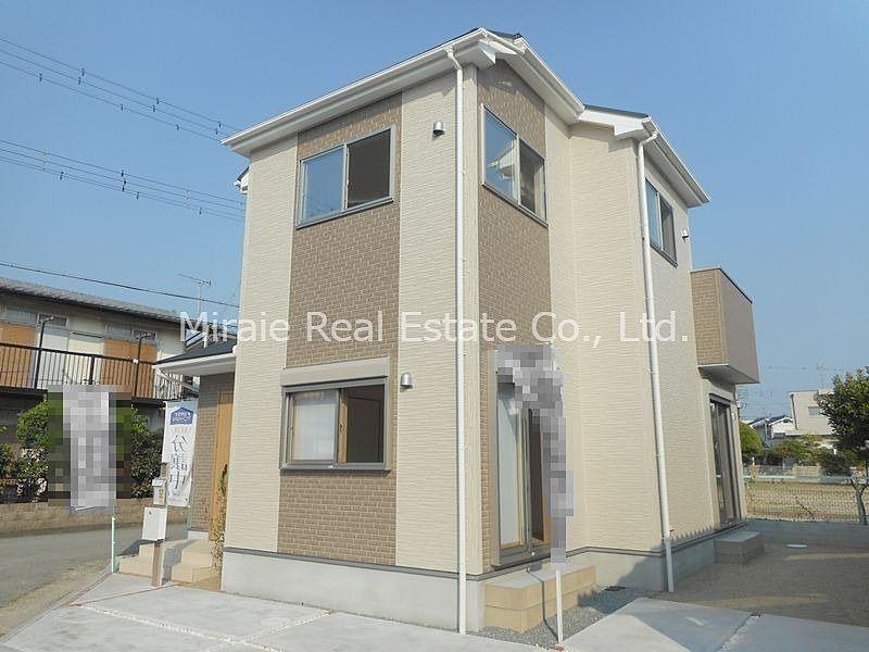 更に価格改定をしました加古川市野口町長砂新築一戸建て(F)第12の外観