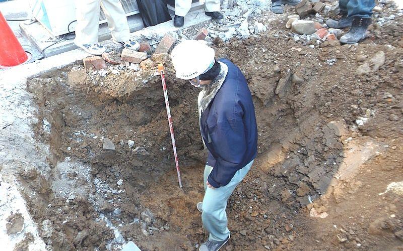 埋蔵文化財包蔵地で工事をする際の手続とは?