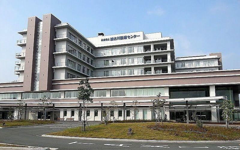 兵庫県立加古川医療センター 加古川市神野町神野