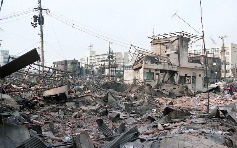 地震や地震が原因の火災や津波による損害の補償は、地震保険の補償内容です