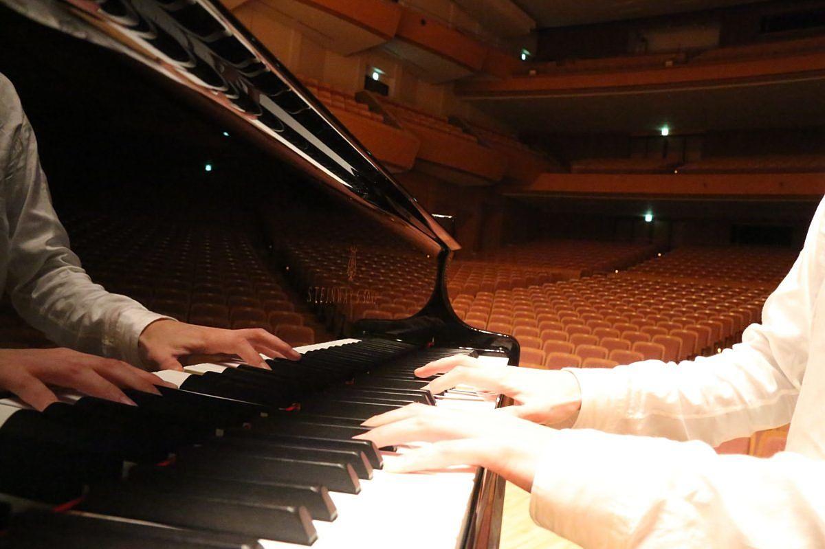 ピアニストが練習を1日サボれば、それを取り戻すのに3日かかる。