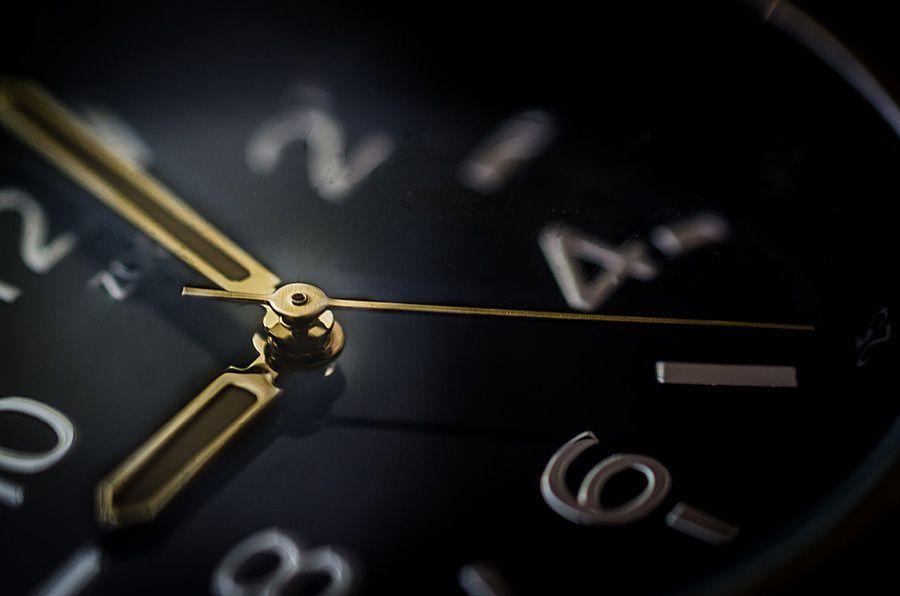 他人(ひと)のために「時計の長針と短針」お寺で頂いた心に沁みる言の葉