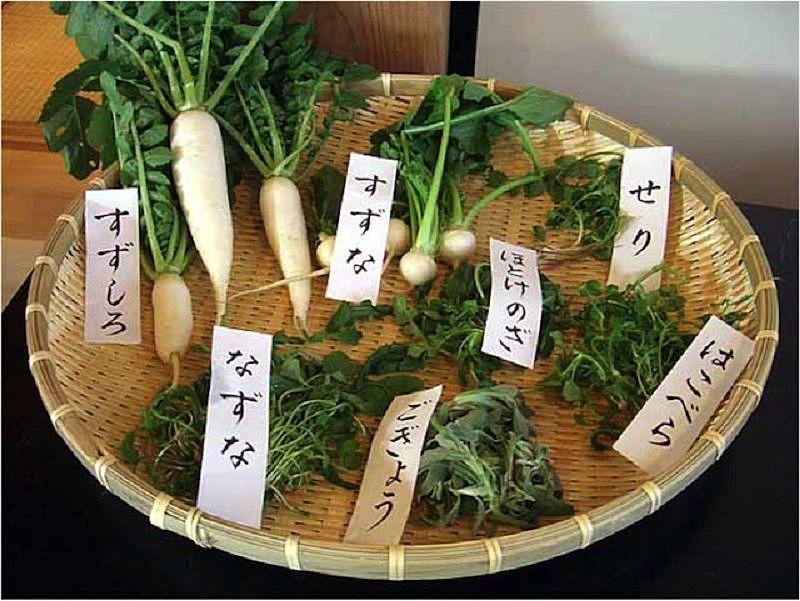 七草粥とは? 「春の七草」の効果とは?