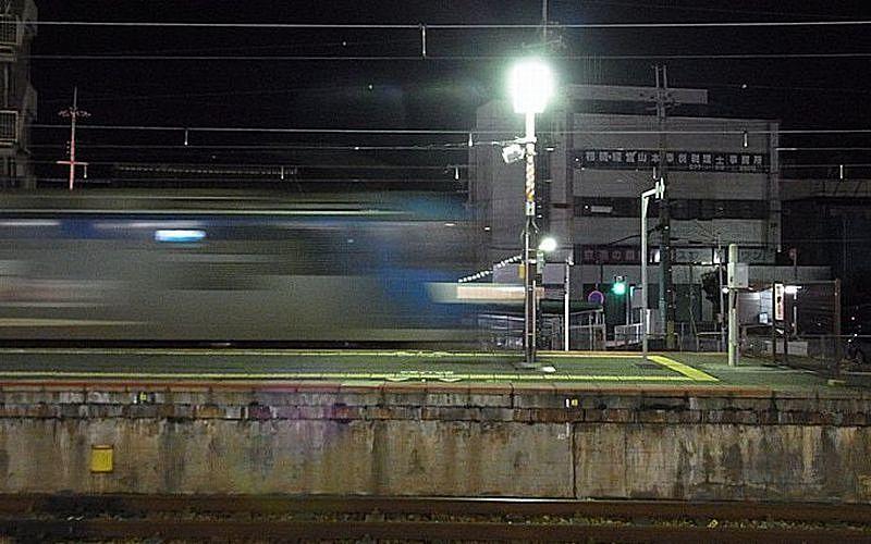 「早朝奉仕」JR東加古川駅周辺の早朝清掃