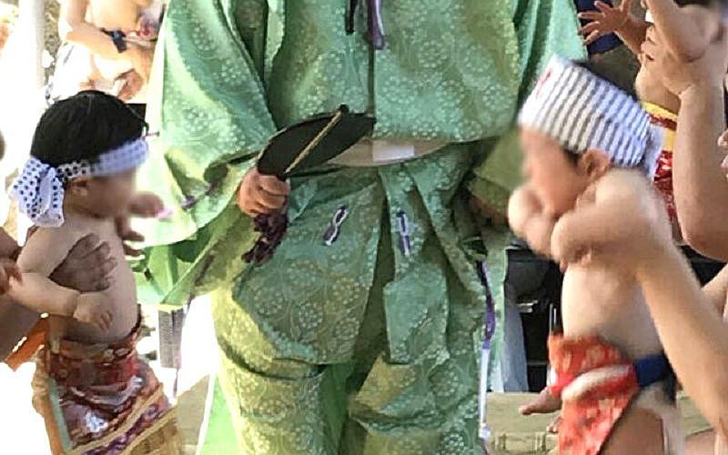 加古川で初めて!「赤ちゃん泣き相撲奉納」が5月30日(土)鶴林寺で開催されます!現在参加者募集中です