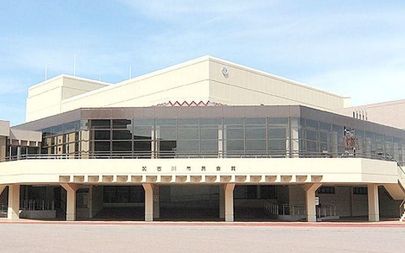 加古川市民会館前が「テイクアウト商品(お弁当)の販売場所として提供されます!