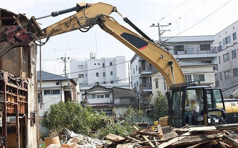 建物滅失登記は所有者の義務です!建物を解体したら必ず申請をしてください