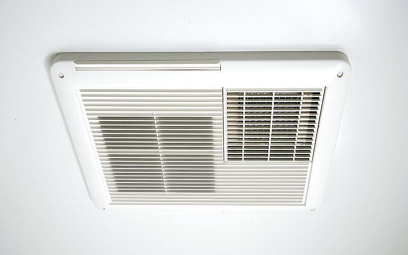 24時間換気システム!お部屋の換気の基礎知識!エアコンでは換気はできません!
