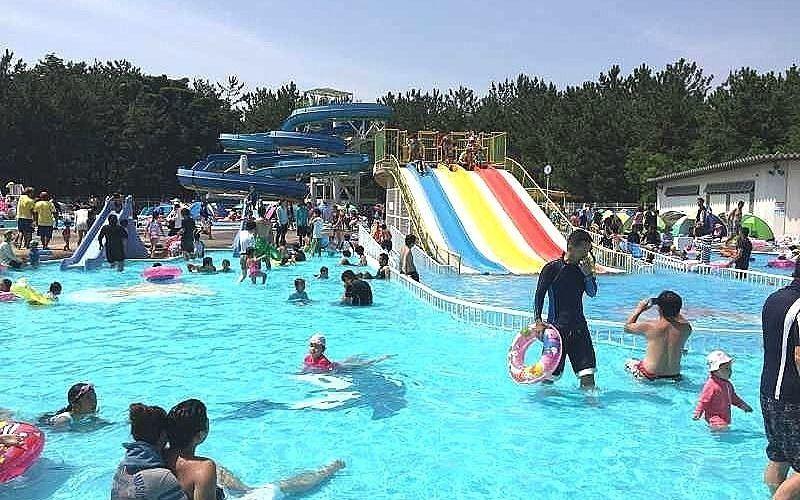 令和2年「浜の宮市民プール」の営業は中止になってしまいました!