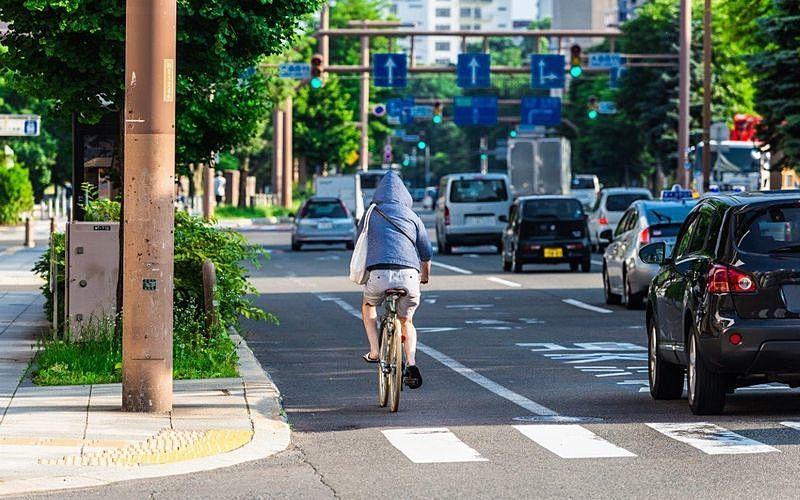 車だけでなく自転車も「あおり運転」厳罰化