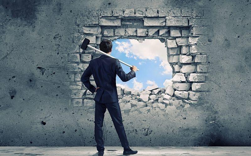 他人(ひと)のために「壁はつきもの」お寺で頂いた心に沁みる言の葉