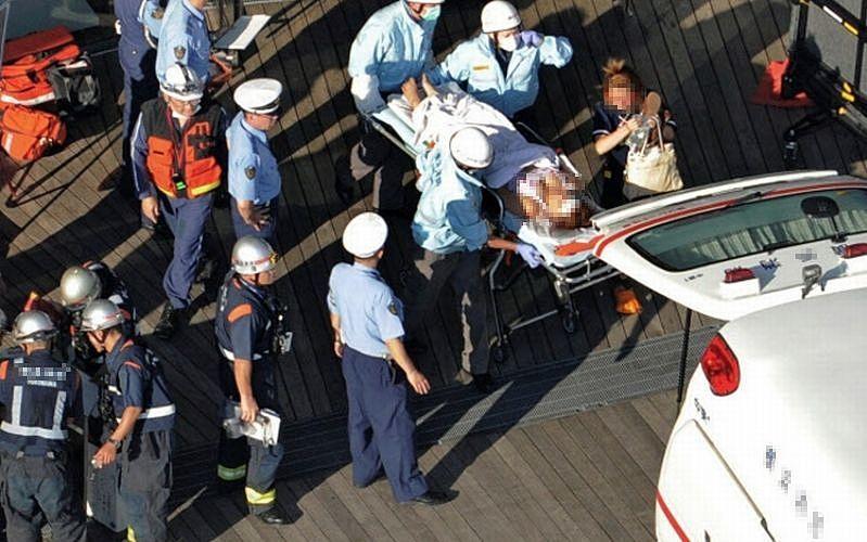 加古川市消防本部管内の熱中症救急搬送状況